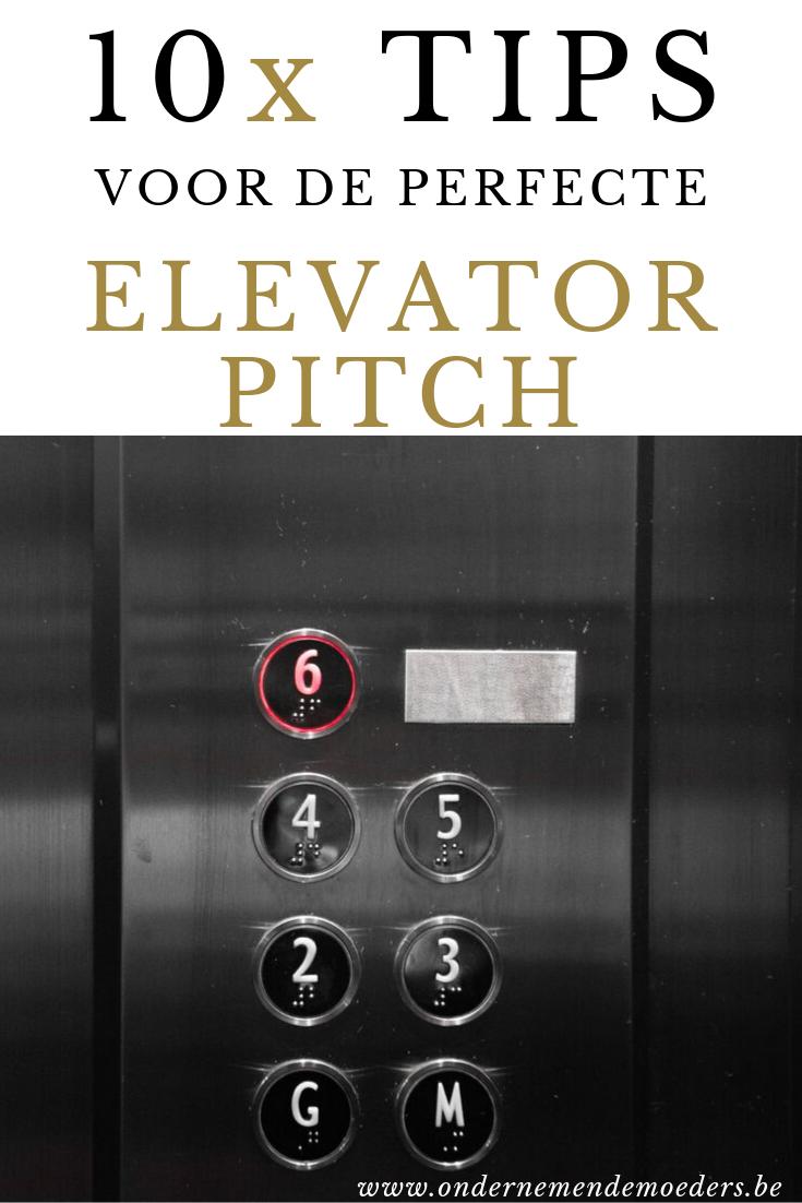 10 cruciale tips voor de perfecte overtuigende elevator pitch - ondernemen - ondernemende moeders magazine