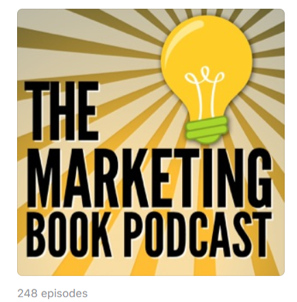 Podcasts over ondernemen The Marketing Book Podcast on Apple Podcasts