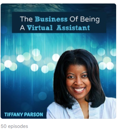 Podcasts voor mompreneurs The Business Of Being A Virtual Assistant on Apple Podcasts