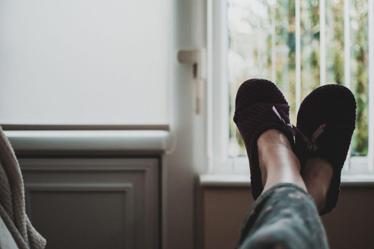 Thuis werken in pyjama - 3 redenen om je aan te kleden