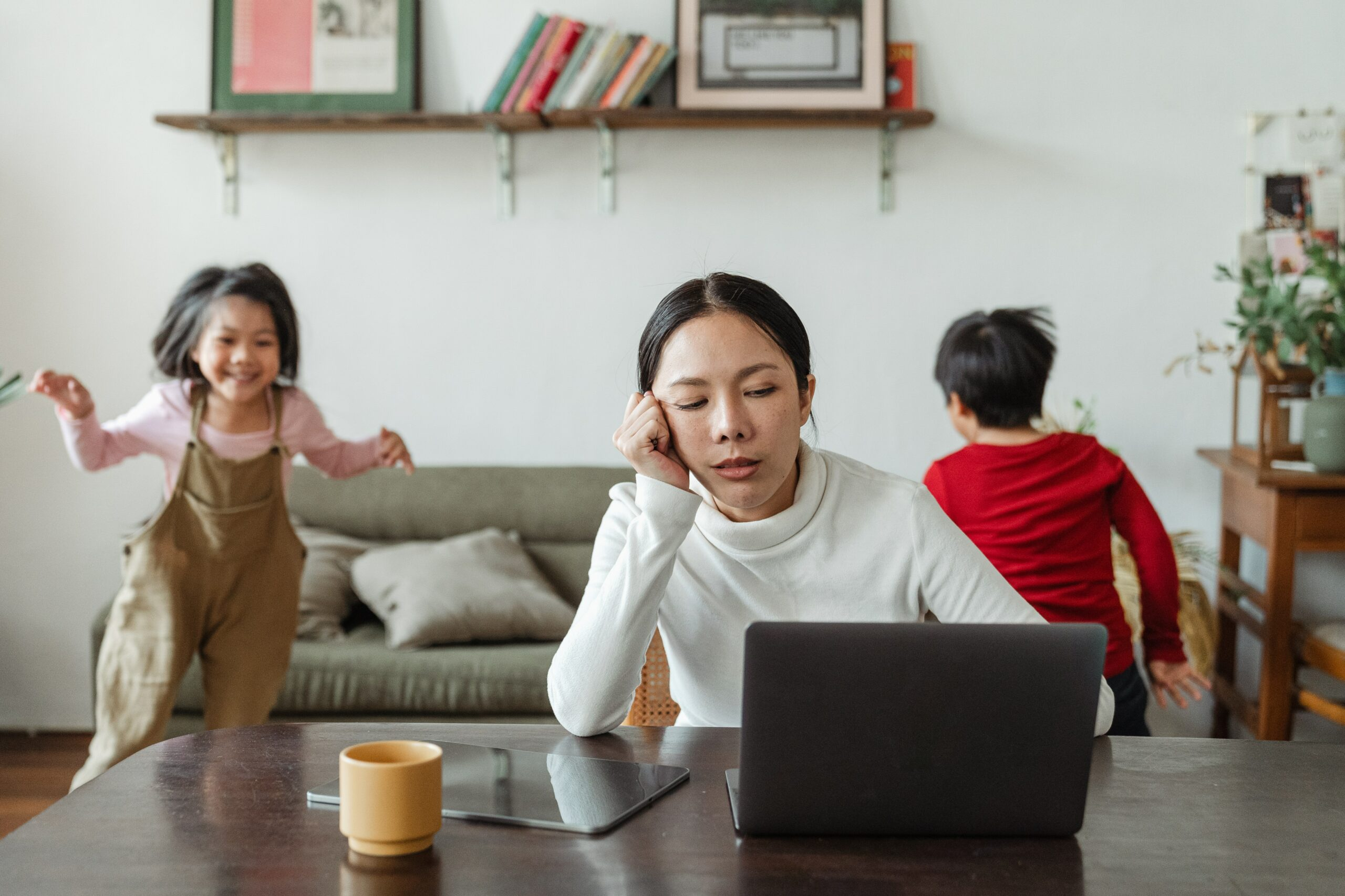 Balans moederschap & ondernemerschap - aanwezige moeder versus ambitieuze ondernemer